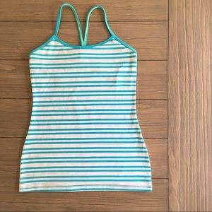 Lululemon Power Y Tank, EUC!